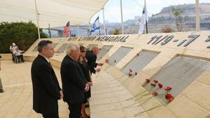 9/11 memorial ceremony held in Jerusalem