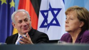 German Chancellor Merkel: Palestinians must recognize Israel as a 'Jewish state'