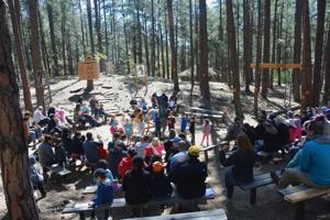 PJ Library Camp 1