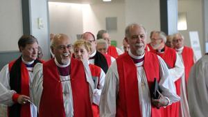 Episcopal Church Divestment