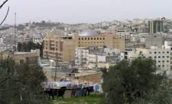 <p>A view of Hebron.</p>