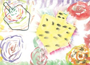 "<p>Noa W., a first-grader at Pardes Jewish Day School, created the winning piece of art in the Jewish News Hanukkah art contest. Click <a href=""http://www.jewishaz.com/arts_features/feature/hanukkah-art-contest/article_cbaf970e-9878-11e5-ab45-47d8da550565.html"" target=""_blank"">here</a> to see more submissions.</p>"