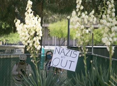 Nazis get out