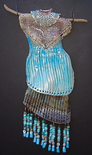Ceramic costume Esther
