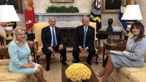 Netanyahu-Trump Meeting