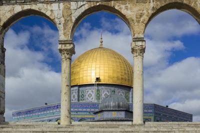Temple Mount Arrests