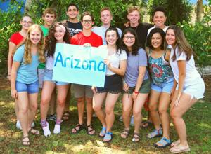 Israel's history comes alive for Arizona teens