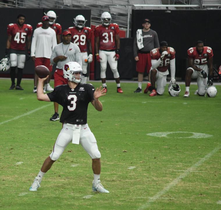 Rosen's NFL debut