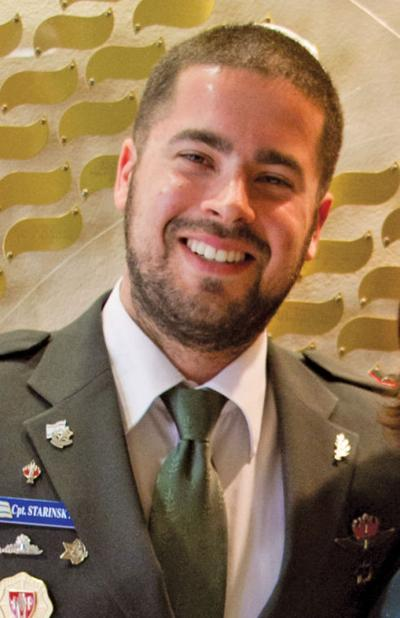 Capt. Ron Starinsky