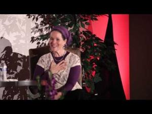 Evening with Rachelle Fraenkel: Interview by Rabbi Pinchas Allouche