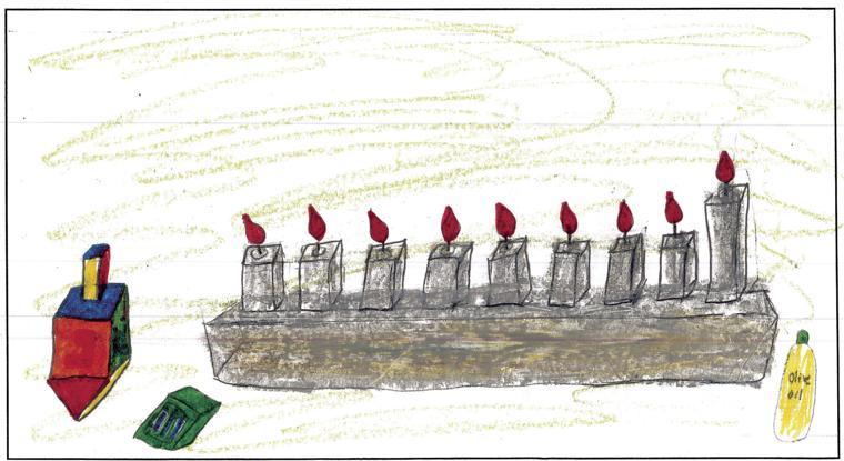 Leora Ruben, age 11, Torah Day School of Phoenix