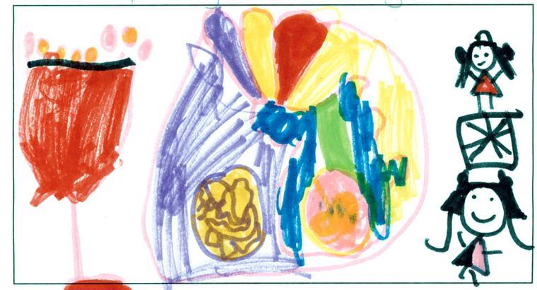 Adina Yagudayev, age 5, Phoenix Hebrew Academy