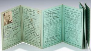 Zionist pioneer Ze'ev Jabotinsky's passport goes up for auction