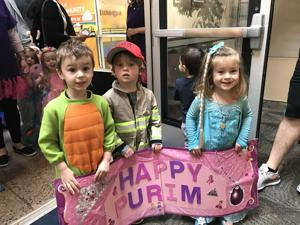 Purim for tiny tots