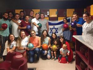 Bowling for Israel