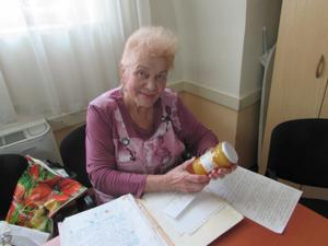 JDC provides Rosh Hashanah aid to elderly Jews in the former Soviet Union