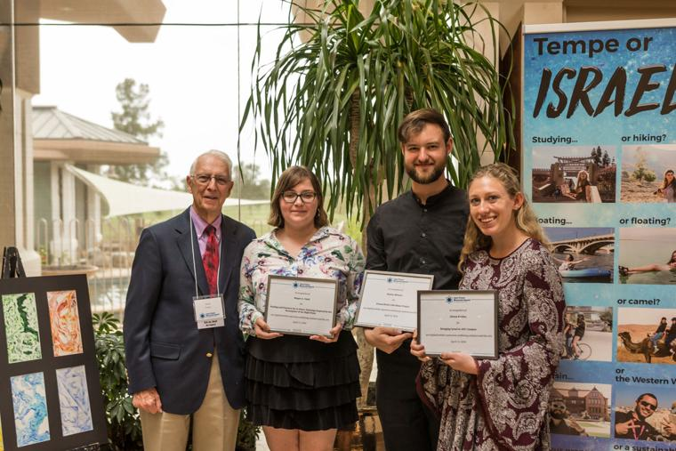 Young artists recognized