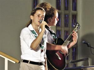 Israel Scouts' Caravan Noga