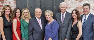 Mendelsohn Rosen families