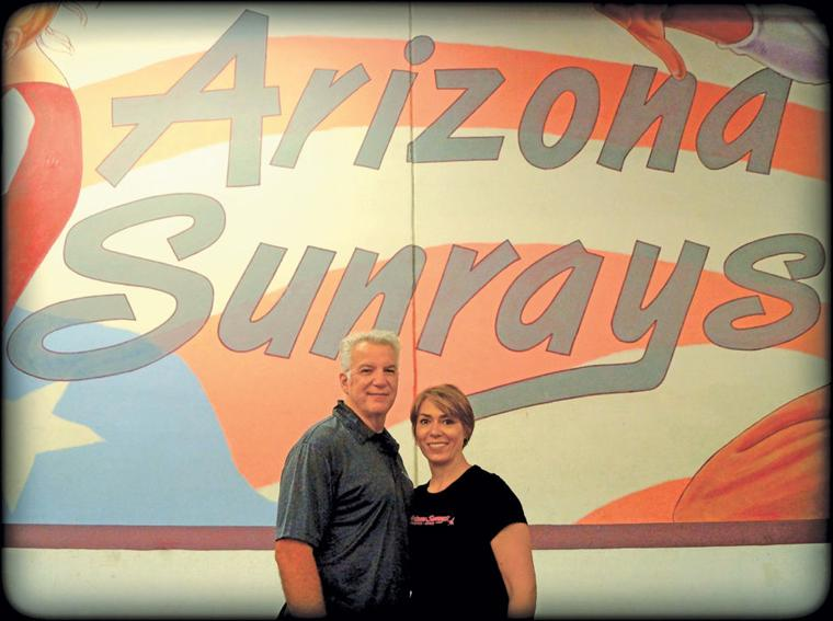 Arizona Sunrays Gymnastics & Dance Center