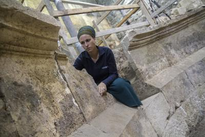 Western Wall Discovery