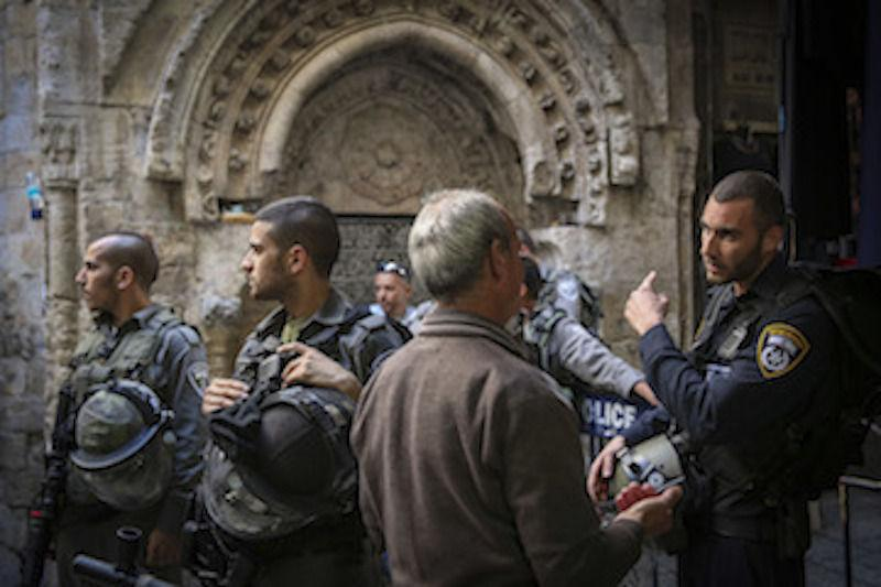 Temple Mount tensions reach boiling point during Sukkot | Israel