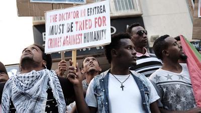 African asylum-seekers