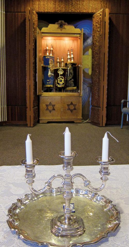 Synagogue at Palo Cristi Presbyterian Church