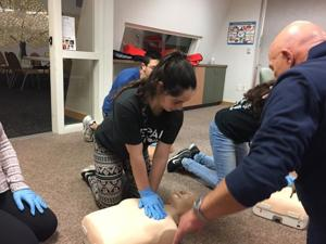 Hebrew High CPR