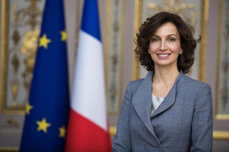 New UNESCO Head