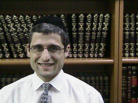 Rabbi Yakov Bronsteyn