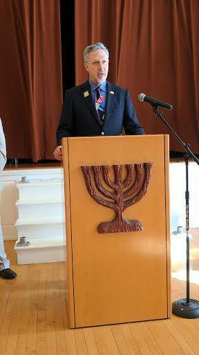 Rabbi Robert L. Kravitz