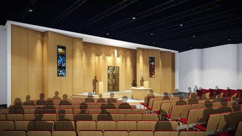 Torah Procession 1