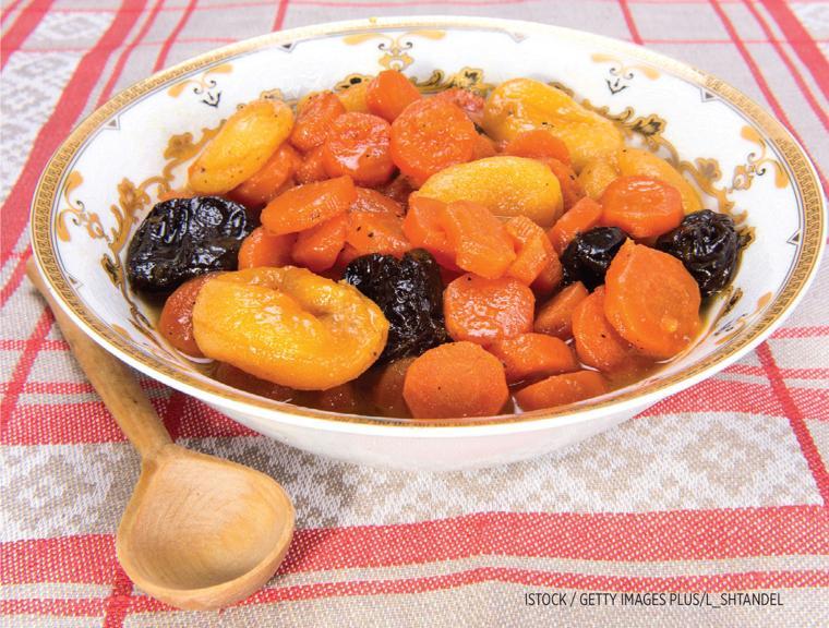 Rosh Hashanah Veggies