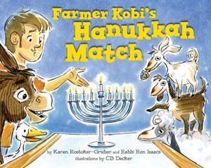 'Farmer Kobi's Hanukkah Match'