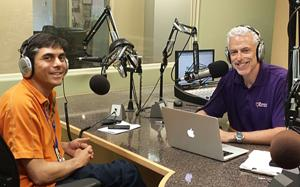 Roth on the radio