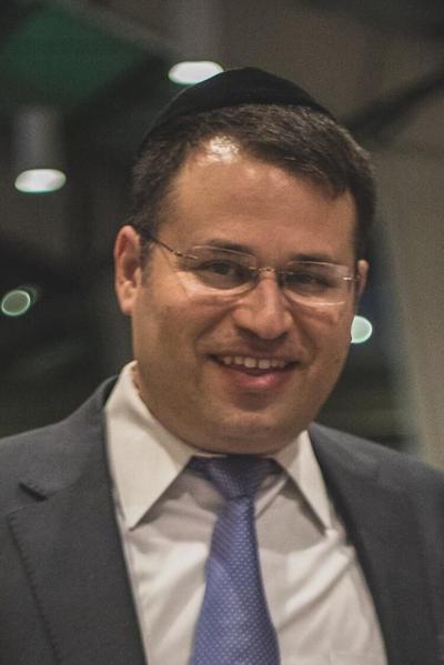 Rabbi Yisroel Isaacs