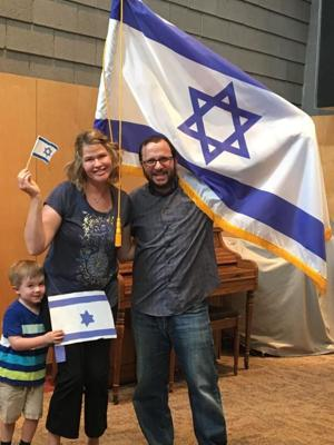 The Valley overflows with celebrations and activities in honor of Israeli milestone