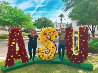 Flowers for ASU