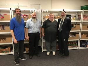 Kosher Food Pantry