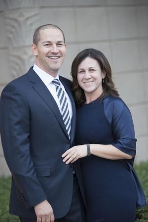 Jonathan and Rachel Hoffer