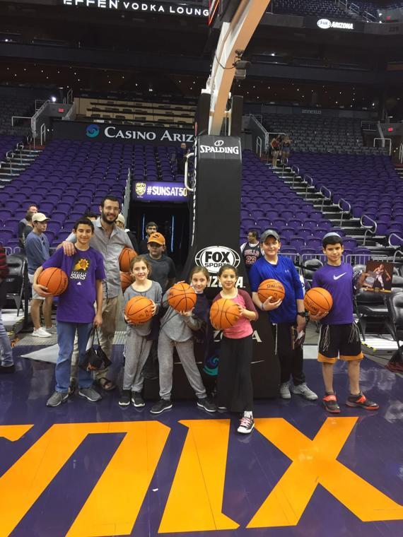 Slam dunk fun