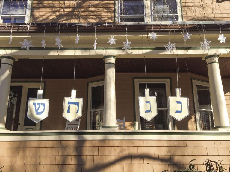Preserving Jewish tradition in interfaith families