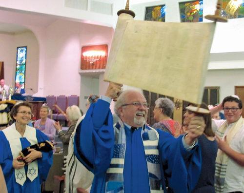 Simchat Torah simcha