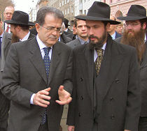 Chabad within Europe
