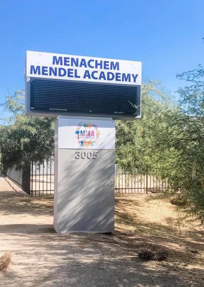 Menachem Mendel Academy