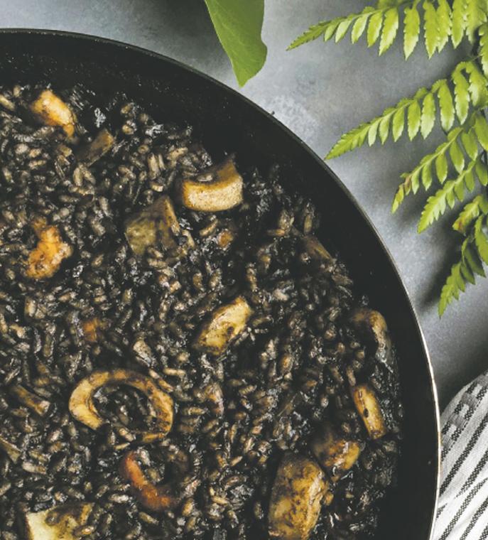 Barley and Brown Rice 'Risotto'