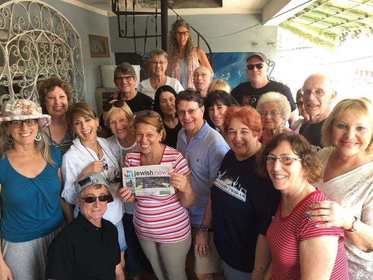 Where's your Jewish News? Cuba
