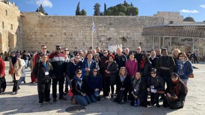 Faculty Fellowship Jerusalem