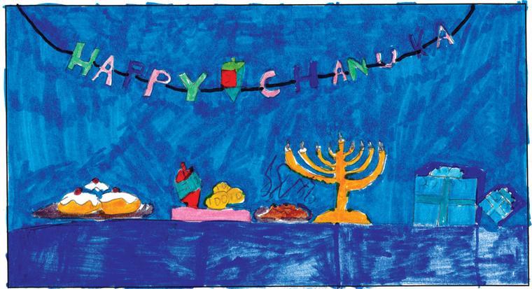 Yaffa Tanzer, age 10, Torah Day School of Phoenix